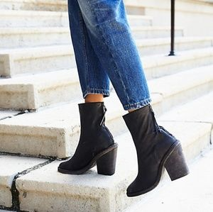 Free People Marquis Leather Boots